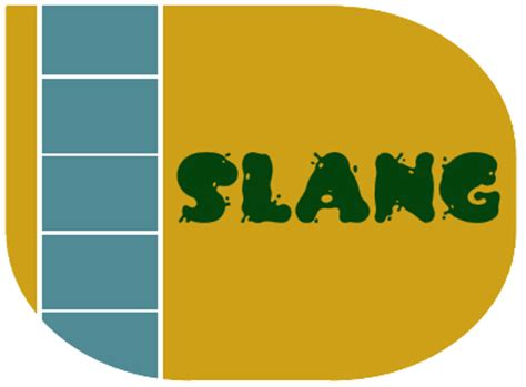 Slang its use and message essay